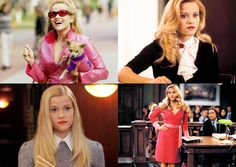 Campus Fashion Icons: Elle Woods (Legally Blonde).