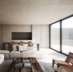 "For a ""linear, geometric and elegant"" vacation home in Cap D'Antibes, France…"