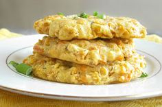 Hungry Couple: Baked Corn Fritters