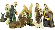 Outdoor Nativity Set http://www.christmaslightsetc.com/outdoor-nativity-Outdoor-Christmas-Decorations--822.htm