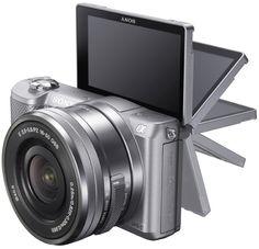 Sony Alpha a5000 20.1 MP SLR Camera
