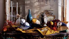 Maison Secret d 'Alchimie photo Finola Inger Interior Design Website, Prop Styling, Happy Fall Y'all, Elle Decor, Still Life, Stylists, Concept, Autumn, Colours