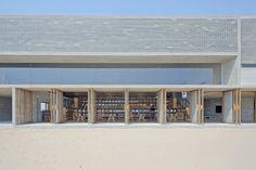 Seashore Library  / Vector Architects