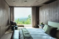 El Mirador is a residential project completed by CC Arquitectos in 2013. It is located in Valle de Bravo, Mexico.