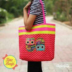 Chumbak Tote Bag