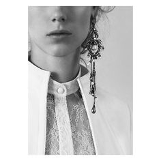 """""""Valentine gift inspiration for her – Alexander McQueen SS16 jewellery Discover the full selection at www.alexandermcqueen.com  #AlexanderMcQueen"""""""