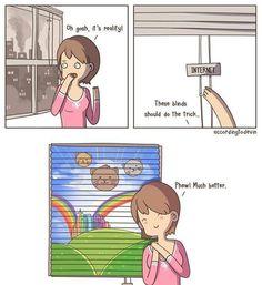 Internet > reality