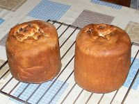 Panettone - Daring Bakers december 2012   http://www.thedaringkitchen.com/recipe/panettone