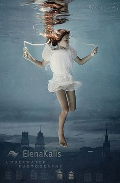 Elena Kalis, underwater photography