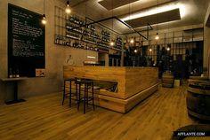 Red Pif Restaurant // Aulík Fišer Architects | Afflante.com