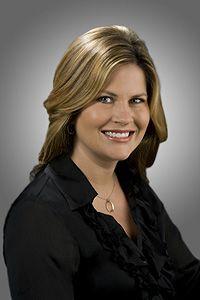 2009 photo of News 4's Kristen Cornett