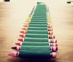 crayon ammo belt for kids...love it!