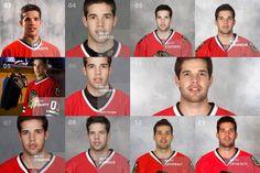 Corey Crawford through the years