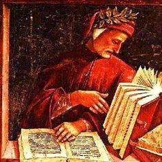 Dante Alighieri, Metz France, High School Literature, World Literature, Inferno Dan Brown, Comparative Literature, Dantes Inferno, Medieval World, Writers And Poets