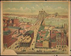130 Years Of Brooklyn Bridge Photos, Decade By Decade - Birthday Cards - Curbed NY