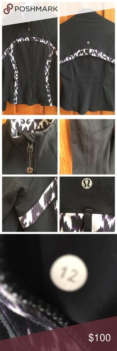 Rare LULULEMON IKAT define jacket Rare cat eye LULULEMON IKAT define jacket! Original LULULEMON quality! Minor pilling on sleeves, see photos! It's a 12, but fits me and I'm usually a 10. lululemon athletica Tops