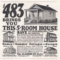 The Aladdin Company was a pioneer in the pre-cut, mail order home industry. Description from wallmags.com. I searched for this on bing.com/images