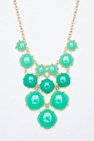 Minuet Necklace in Meadow
