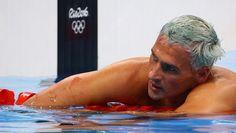 Após assalto confuso, Justiça proíbe nadadores dos EUA de deixarem país #globoesporte