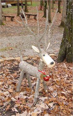 Os espaços exteriores também podem e devem ser decorados a rigor para a época natalícia. Vê algumas sugestões de decoração de natal para espaços exteriores.