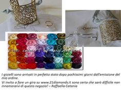 Raffaella recensisce 21DIAMONDS su the colours of my closet