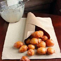 Salted Caramel Covered Doughnut