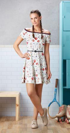 Só na Antix Store você encontra Vestido Alongamento com exclusividade na internet