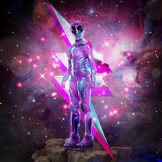 Movie Pink Ranger with a lightning bolt Power Rangers Movie 2017, Power Rangers Fan Art, Pink Power Rangers, Power Rangers Pictures, Pink Ranger Kimberly, Ash And Dawn, Power Rengers, Right In The Childhood, Bayonetta