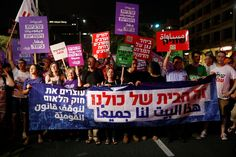 Israeli Law Declares the Country the Nation-State of the Jewish People