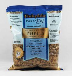 Brown Rice Pasta, Stuffed Pasta Shells, Happy Healthy, Gluten Free, Vegan, Reading, Food, Al Dente, Meal