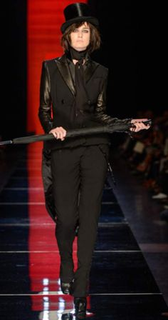 Jean Paul Gaultier Fall 2012 Couture - Erin O'Connor