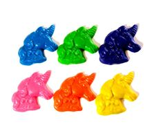 @Kelli Brownfield You have to see these! Unicorn Crayons!
