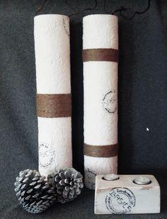 Basics: Gepimpte vaas reliëf en touw | Karin's Deco Atelier