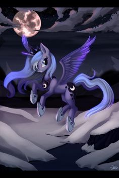 Princess Luna.