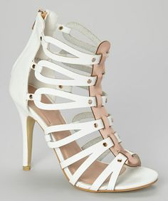 Another great find on White Buena Sandal by Jacobies Footwear Cheap Shopping, Flats, Sandals, Stiletto Heels, Footwear, My Style, How To Wear, Shoes, Summer