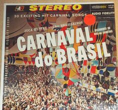 Juca Mestre & His Brasileiros Carnaval Do Brasil Vinyl Latin Record Album by RASVINYL on Etsy