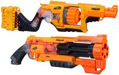 Yet another new line of blasters from Nerf for the 2015 calendar year. Introducing the new post-apocalyptic series of Nerf blasters, Nerf Doomlands Toys For Girls, Kids Toys, Nerf Gun Attachments, Nerf Longshot, Arma Nerf, Pistola Nerf, Cool Nerf Guns, Backyard Fort, Nerf Mod
