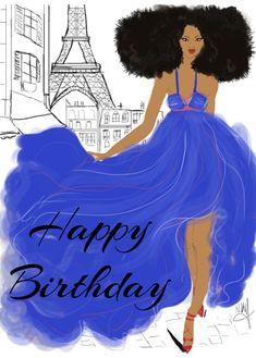 Happy Birthday Love Quotes, Happy Birthday Black, Happy Birthday Greetings Friends, Happy Birthday Wishes Images, Birthday Cheers, Happy Birthday Flower, Birthday Blessings, Happy Birthday African American, Holiday Wishes