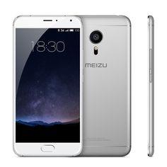 Original Meizu Pro 5 Smartphone 5.7 AMOLED FHD Screen 1920*1080pixel 4G FDD-LTE Exynos 7420 8-core 64bit Processor 3GB+32GB Metal Body Cellphone mTouch2.1 Fingerprint 21.01MP Hi-Fi 2.0 Dual Card mCharge 2.0 USB Type-C 3050mAh Battery Phone