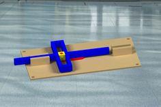 DMU kinematics of Scotch Yoke Mechanism Mechanical Design, Mechanical Engineering, Marble Machine, Cad Cam, 3d Cad Models, Maker Shop, Kinetic Art, Machine Design, Diy Wood Projects