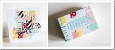 Washi tape card. Love Washi tape!!!