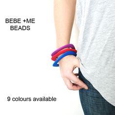 Les bracelets et colliers de dentition de Bebe and Me - Le Baby Blog - Doctissimo