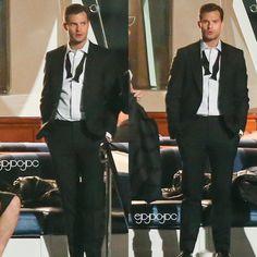 Jamie Dornan as Christian Grey #JamieDornan #ChristianGrey #FiftyShadesDarker                                                                                                                                                                                 More