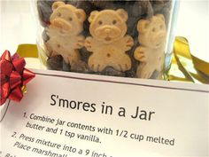 Holiday Gifts: 8 Homemade Gifts in a Jar