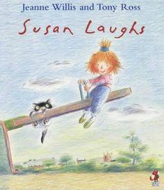 Books that teach empathy: Susan Laughs