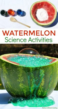 Watermelon Science A