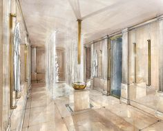 The Lanesborough Club & Spa is a luxury club for life, and is London's most exclusive private members fitness and health clubs. Roman Bath Spa, Perspective On Life, Hotel Guest, Wellness Spa, Luxury Spa, Grand Hotel, Home And Away, Best Interior, Scenery
