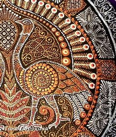 Aboriginal Art Australian, Aboriginal Art For Kids, Indigenous Australian Art, Aboriginal Dot Painting, Dot Art Painting, Indigenous Art, Aboriginal Art Animals, Encaustic Painting, Class Art Projects