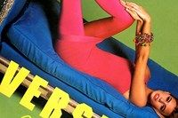 Niki Taylor for Versace Versace in 1990