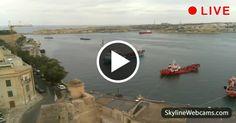 Panoramic view from Valletta - Malta